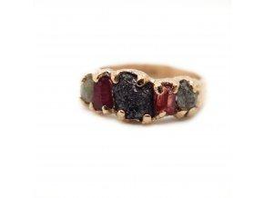rubín, diamant, olivín, safír, spinel...dle výběru