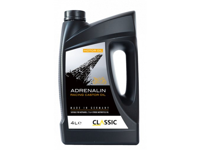 4L ADRENALIN RACING CASTOR OIL web
