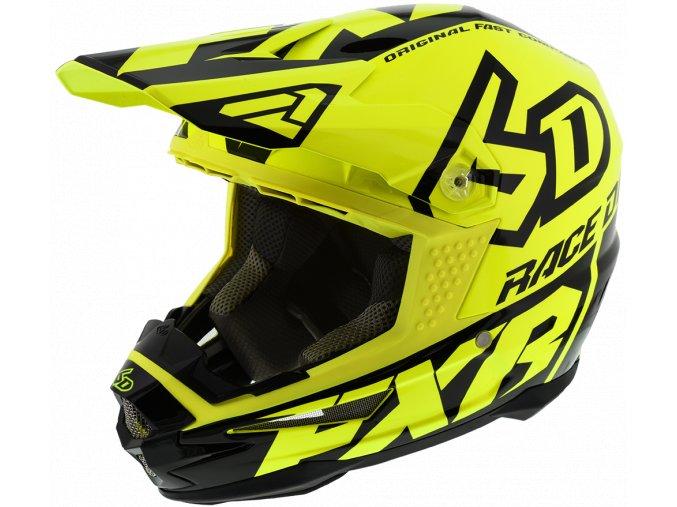 6DATR1Patriot Helmet BlackHiVis 200600 1065