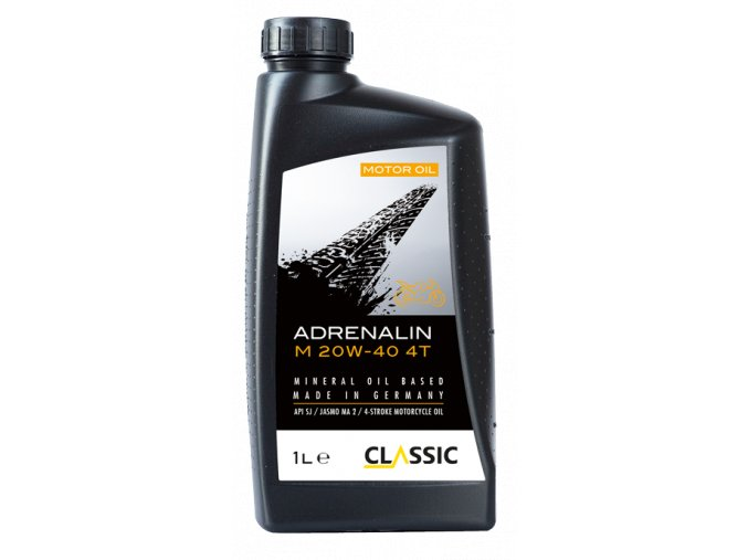 1 l CLASSIC ADRENALIN M 20W 40 4T web