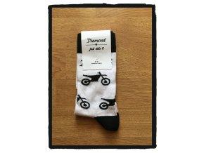 Ponožky rámeček.