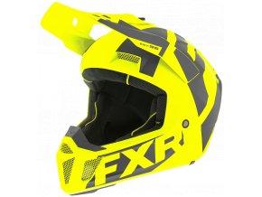 ClutchCX Helmet HiVisChar 200608 6508