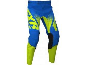 Clutch Pant BlueHi Vis 203346 4065 Front