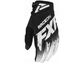 FactoryRideAdj Glove BlackWhite 203363 1001