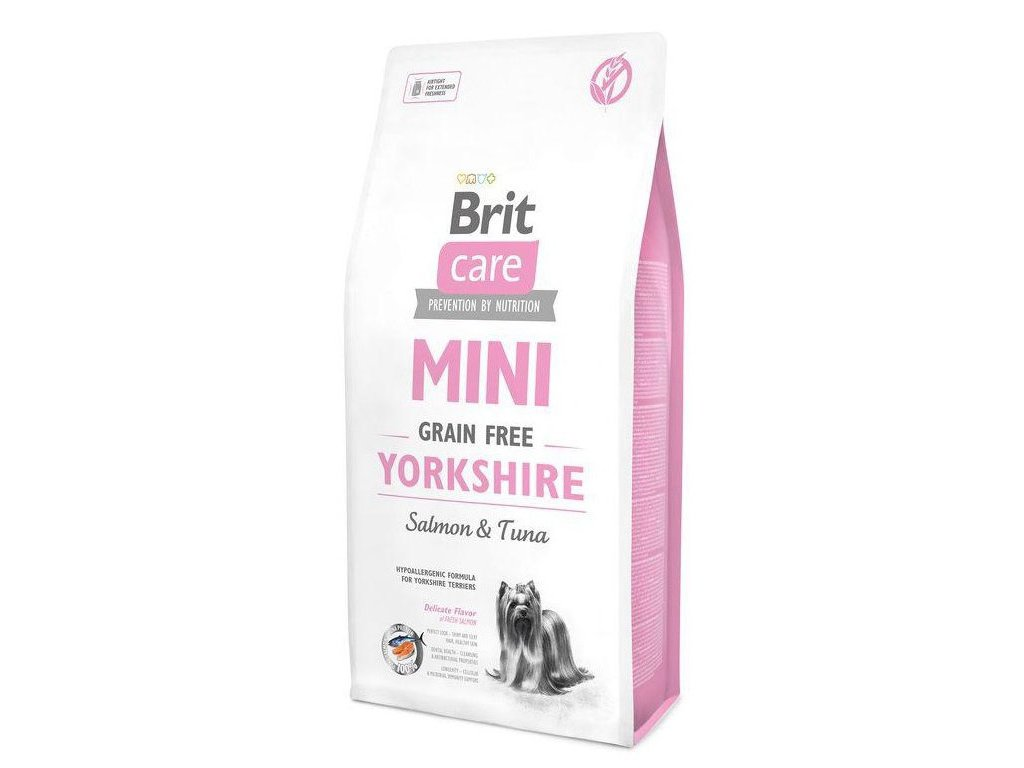 Brit Care MINI Grain Free YorkShire 2kg