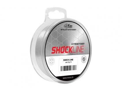 FIN SHOCK LINE 80m 0,40 mm 22 lbs