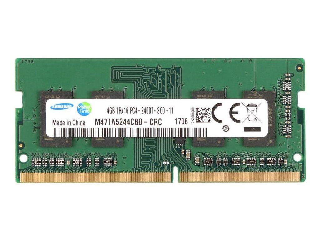samsung ram ddr4 4gb notebook pc4 2400t so dimm 83200106