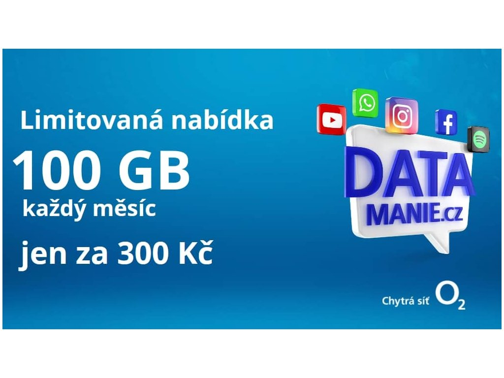 Datamanie obecny limitka