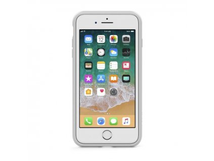 belkin sheerforce pro pouzdro pro iphone 7 8 stribrna 84252022