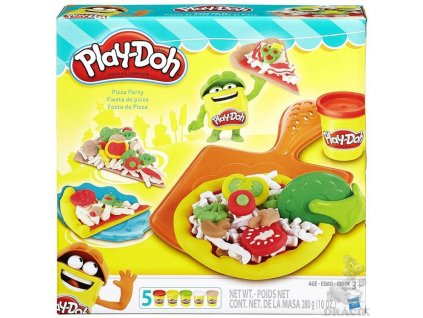 play doh pizza party original
