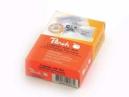 peach laminovaci folie 65x108mm 125mic 100ks 84374315