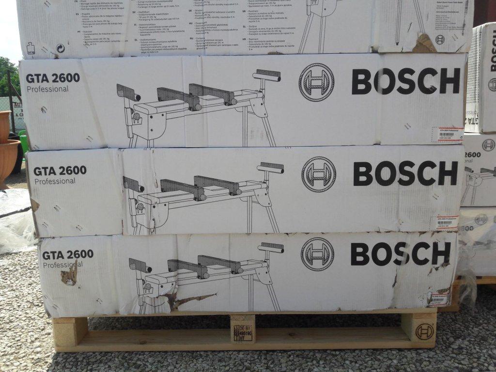 Bosch GTA 2600 Professional - poškozený obal