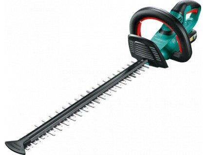 Akumulátorové nůžky na živé ploty Bosch AHS 50-20 LI (V balení 1x Aku a nabíječka)
