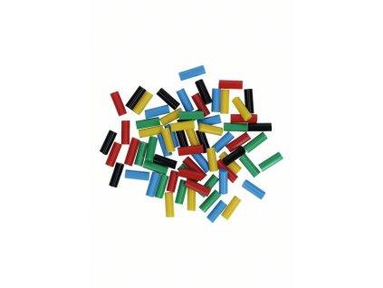3615 mix barevnych tycinek gluey 70 ks