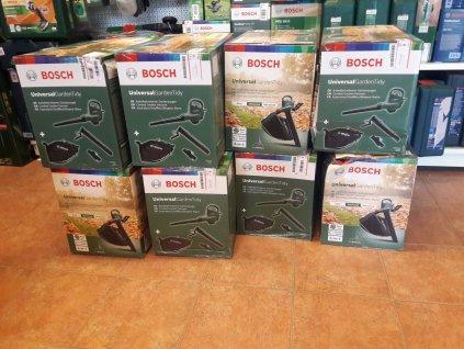 Zahradní fukar Bosch UniversalGardenTidy - poškozený obal