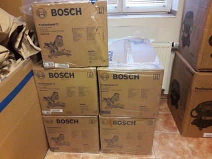 Bosch GCM 8 SJL Professional - poškozený obal