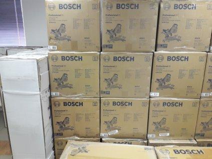 Bosch GCM 8 SJL Professional + GTA 2600 Professional - poškozený obal