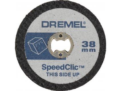 1447 dremel sc476 ez speedclic rezne kotouce na plast