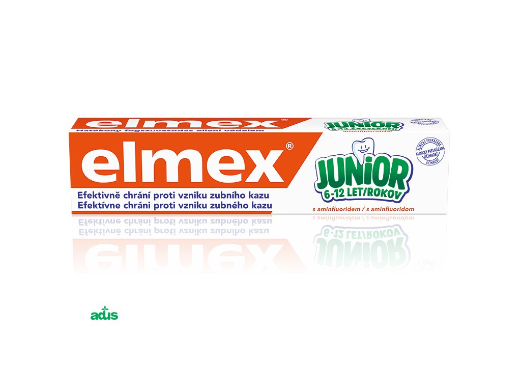 elmex junior pasta