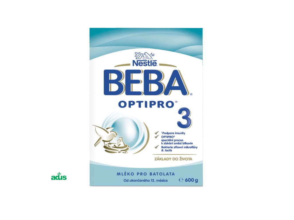 beba optipro 3 600 g