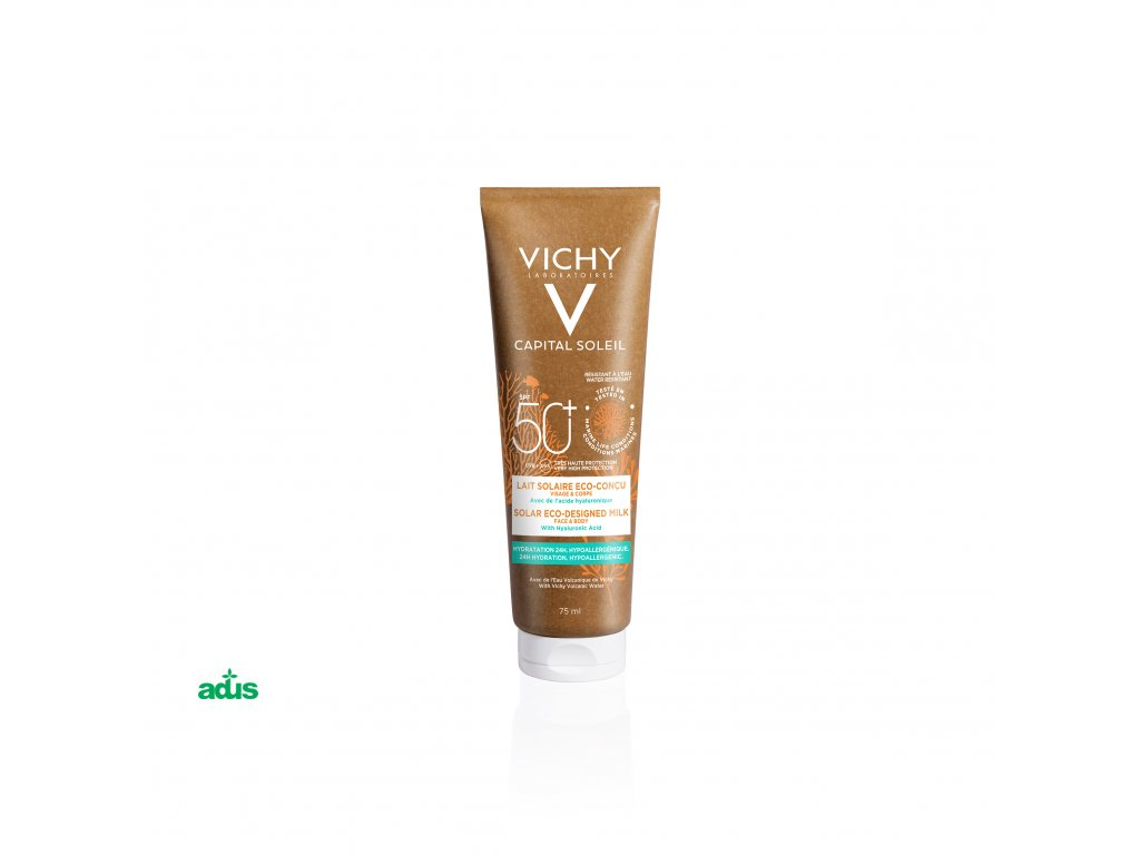 vichy capital soleil 50uv opalovani 75ml
