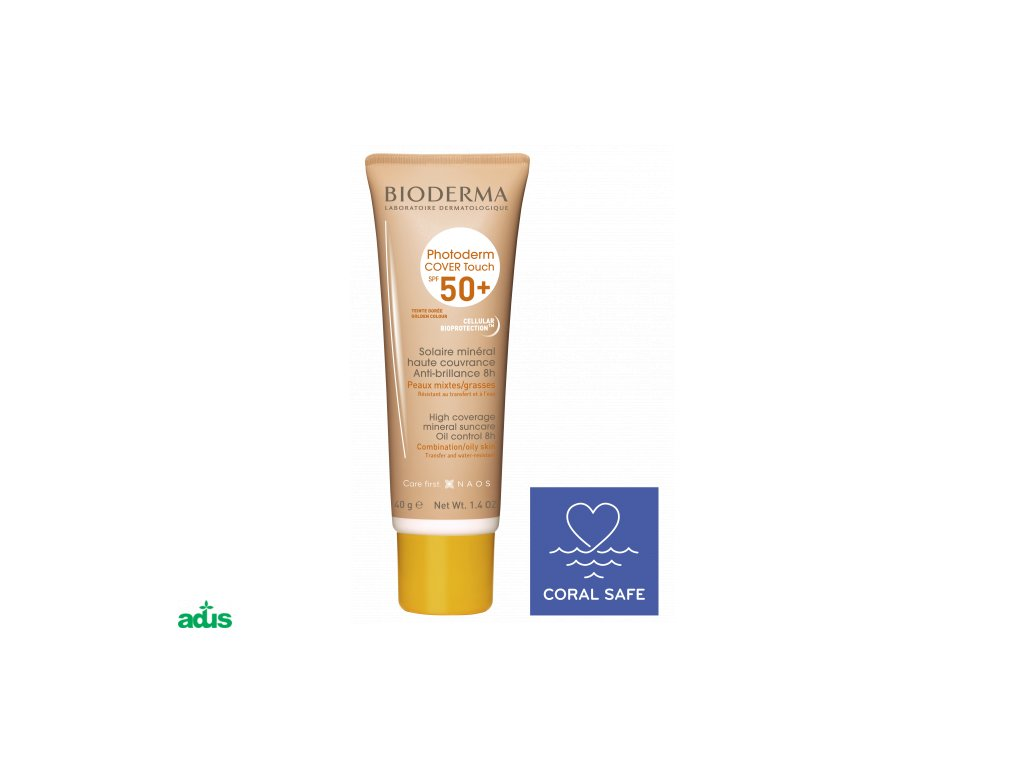 bioderma photoderm cover touch gold