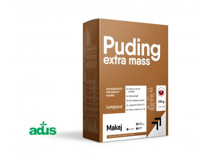extra mass puding