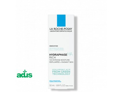 La Roche Posay Hydraphase HA Rich 50ml BD 000 3337875731409 Box BLS