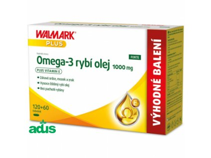 walmark omega 3 mastne kyseliny