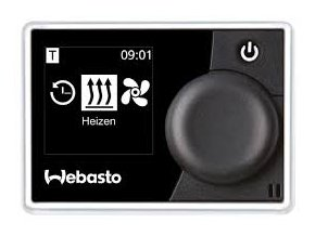 MULTICONTROL CAR WEBASTO 9029783A