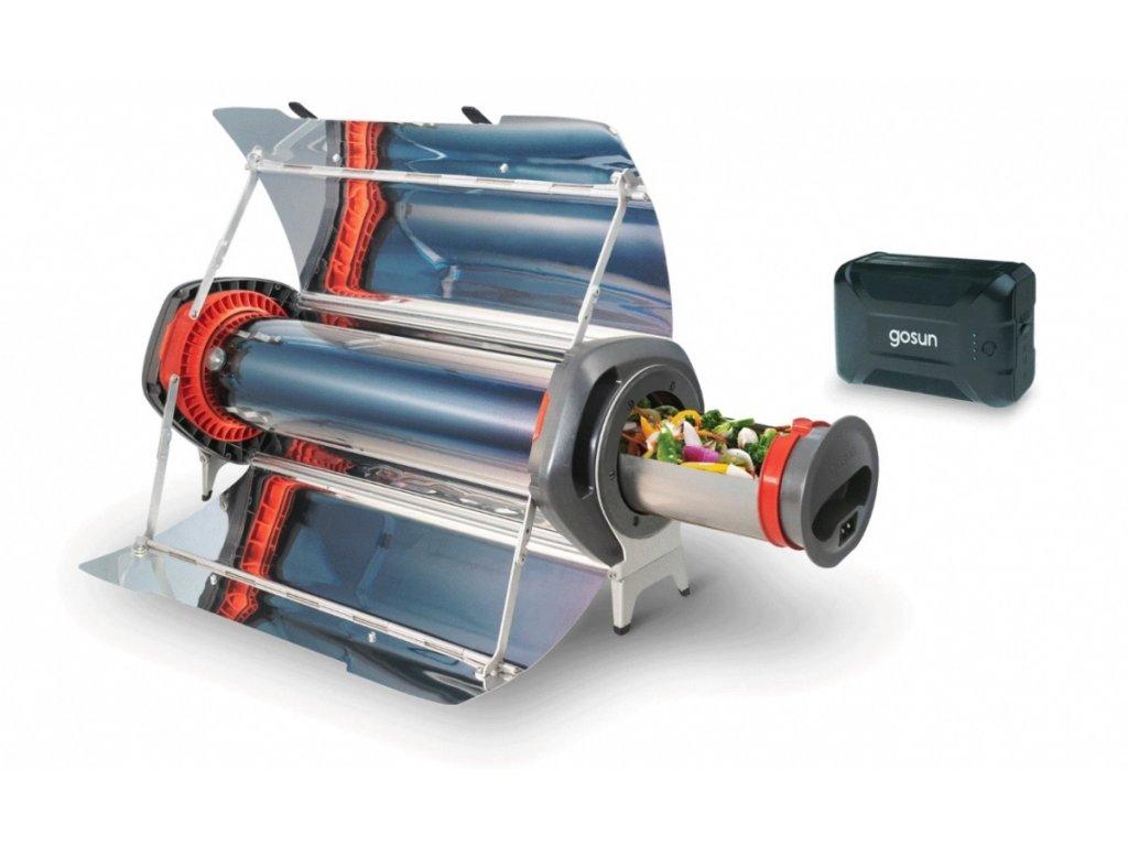 GoSun Fusion Hybrid+powerbank