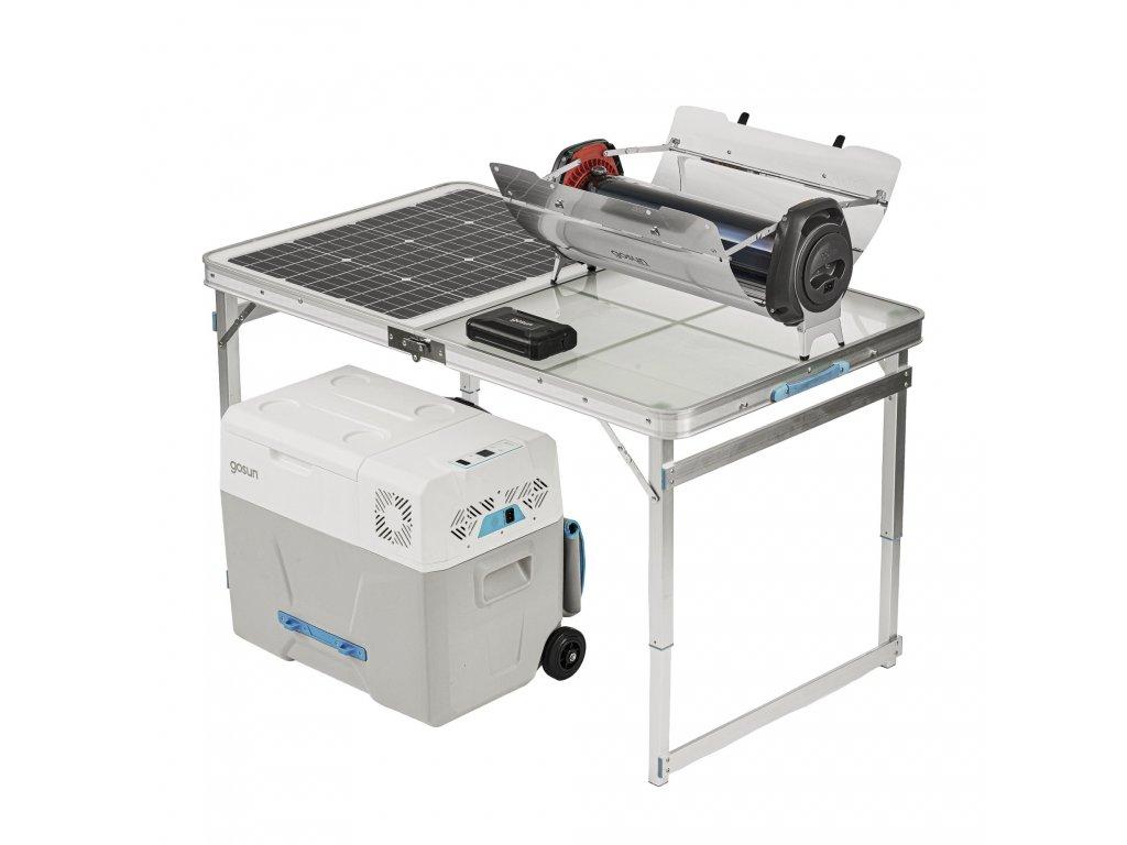 Solární kuchyně GoSun TOP