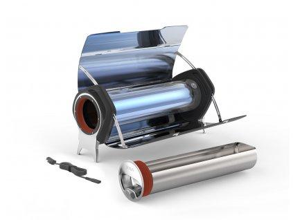 GoSun Fusion Solar Oven Materials