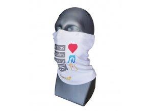 Respirační ochranné nákrčníky