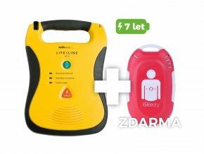 Lifeline AED DCF-E100-CZ