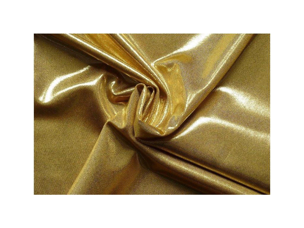 967077e7e597 HOLOGRAM zlaté tečky na černé - Aerobic-shop.cz