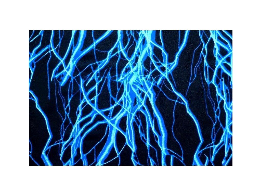 Plavkovina NERVY - neon modrá