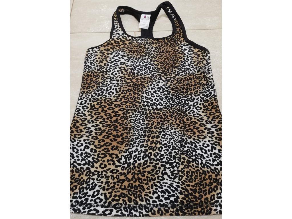 Tílko boxer gepard