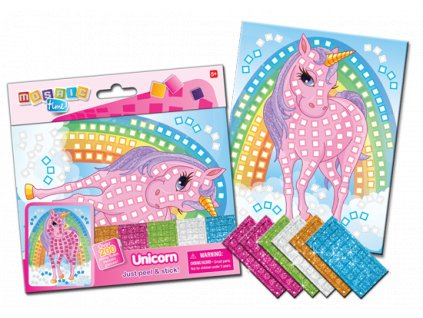mosaic time unicorn
