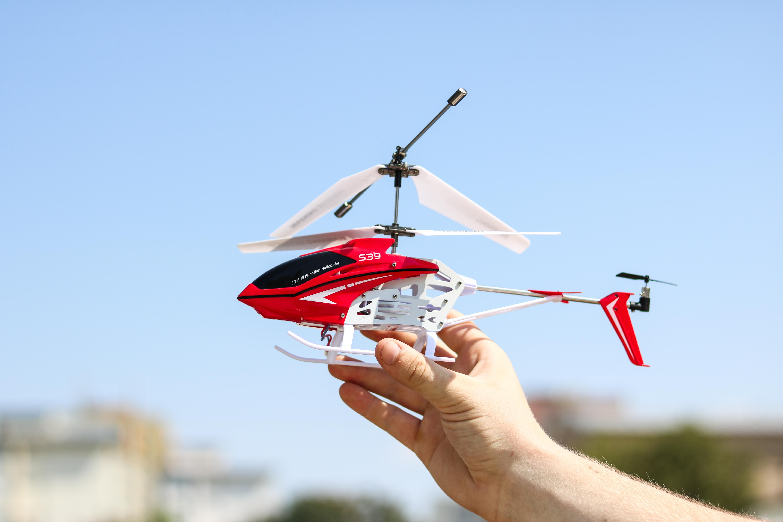 Hogyan válasszunk RC helikoptert?