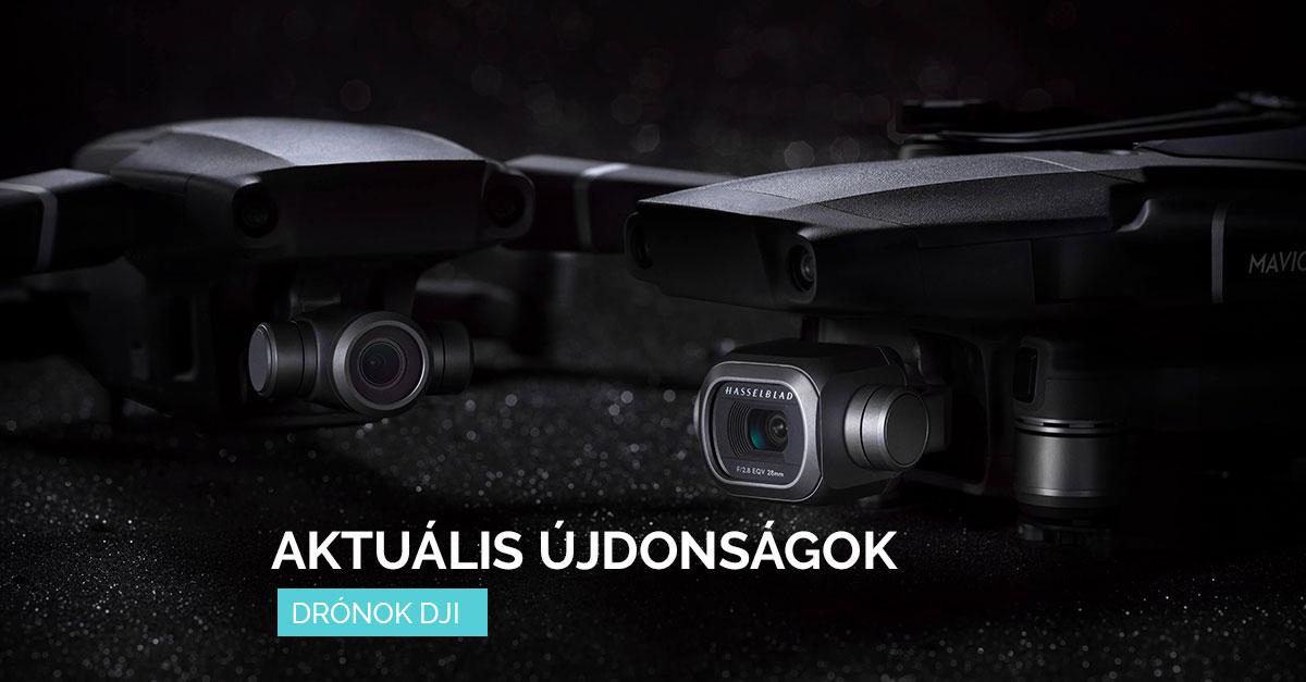 DJI dronok