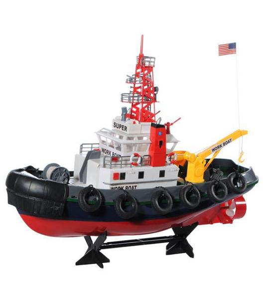 RC Tűzoltó hajók