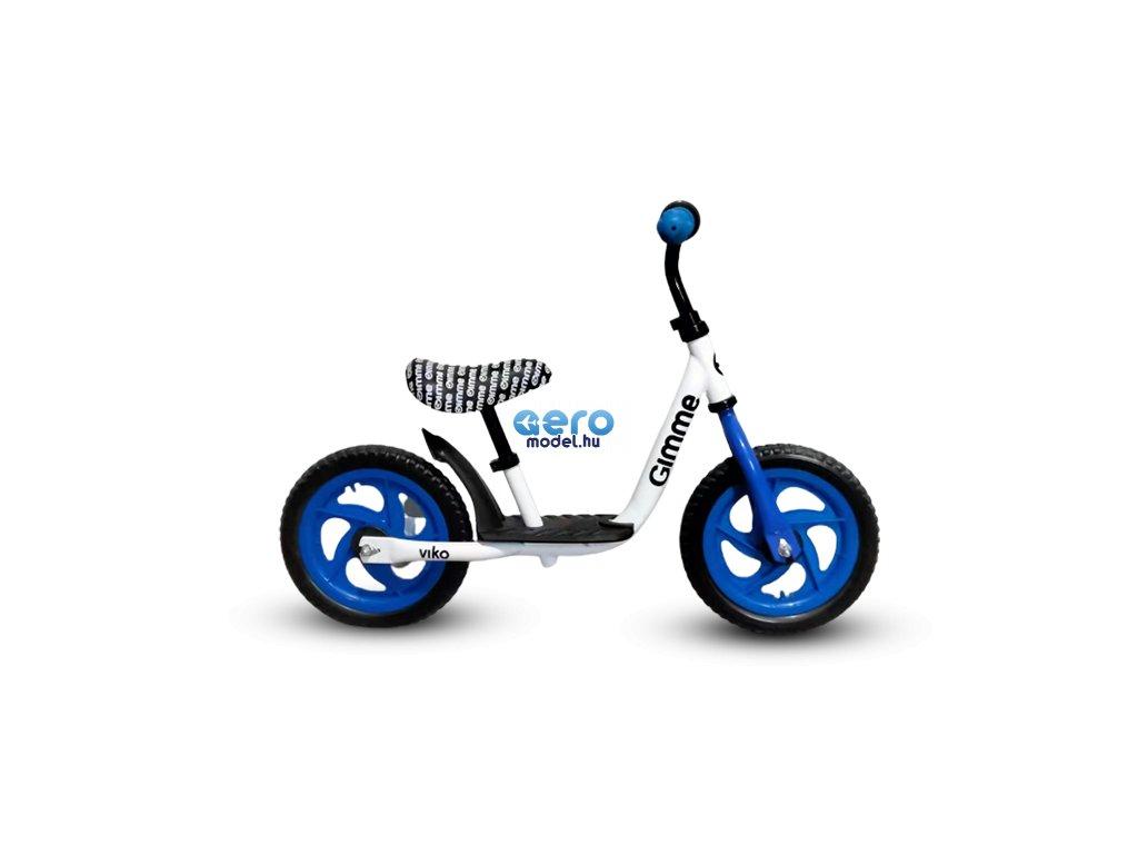 Pedál nélküli kerékpár Viko platformmal - kék