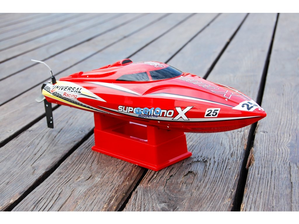 Amewi Super Mono X Brushless piros