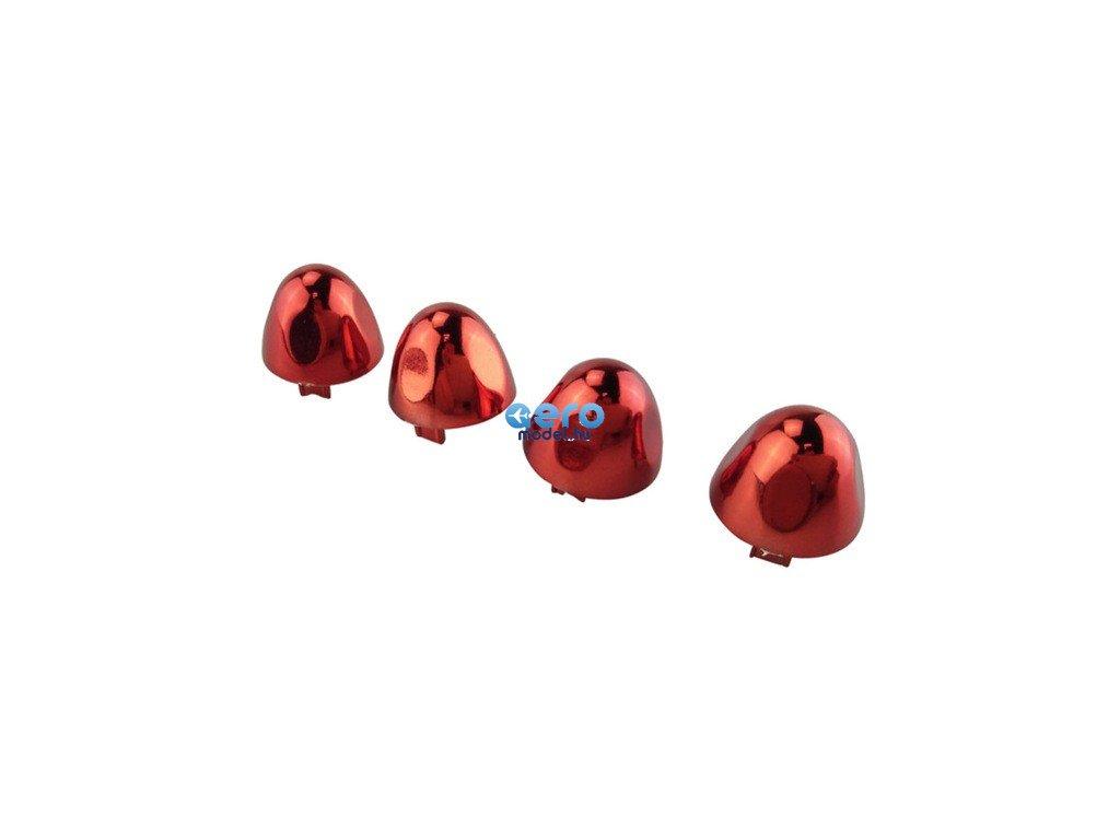 SYMA X8SC/X8SW/X8SW-D/X8PRO-15A-Main blades cover red- Rotorfedő kupak piros