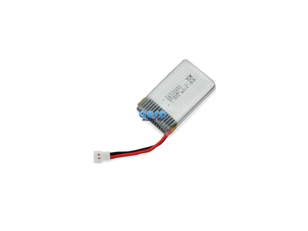 Li-pol akkumulátor Syma X5, X5C, X5SW, X5SC 3,7V 800mAh-hoz