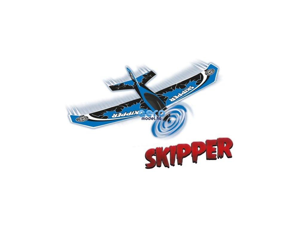 letadlo vystrelovaci z odpalovace skipper 30x21 cm