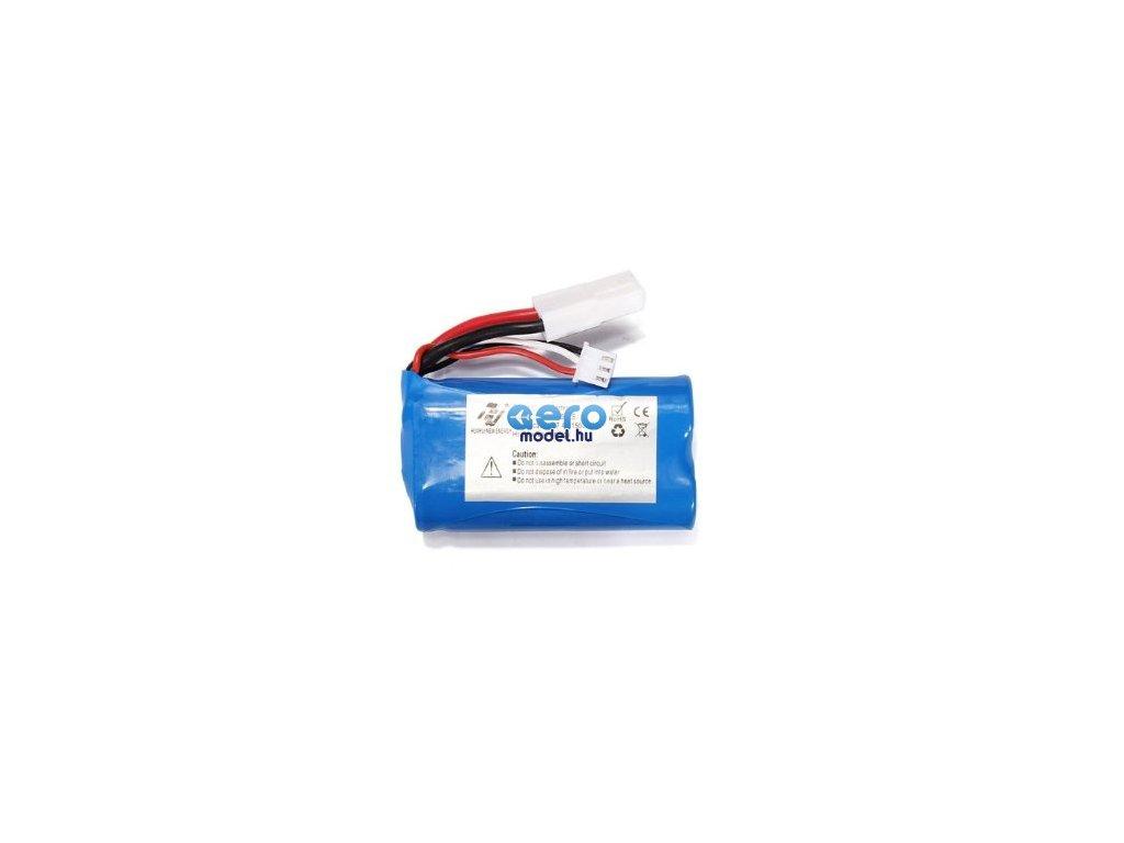 Pót akkumulátor csónakhoz FT009, 7.4v, 1500MaH