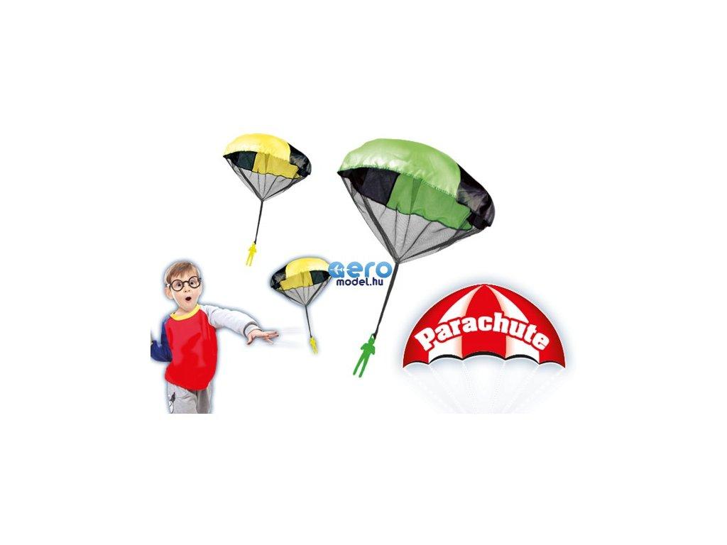 Többszínű ejtőernyő