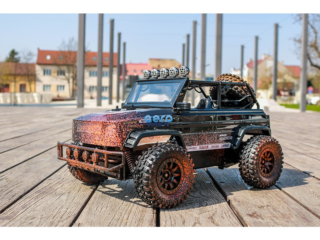 RC AUTO SUNNY G MB 1 8 RTR V DIZAJNU MERCEDES BENZ G. (2 of 22)